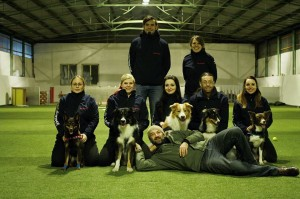 flyball praha the rebels a